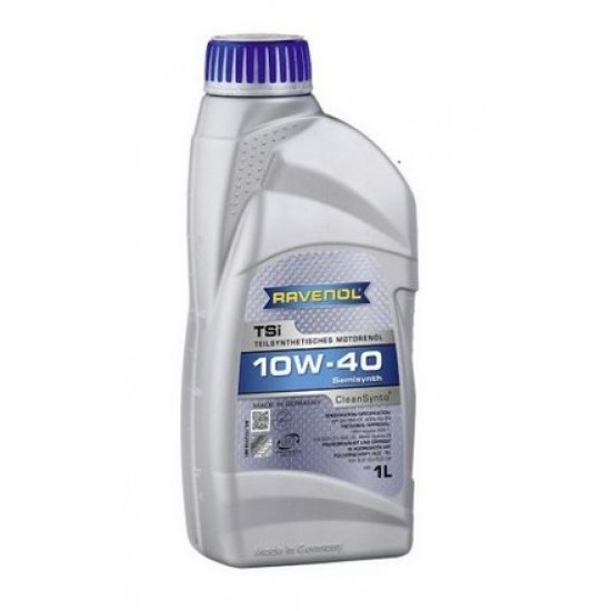 RAVENOL TSI 10W40 1L двигателно масло