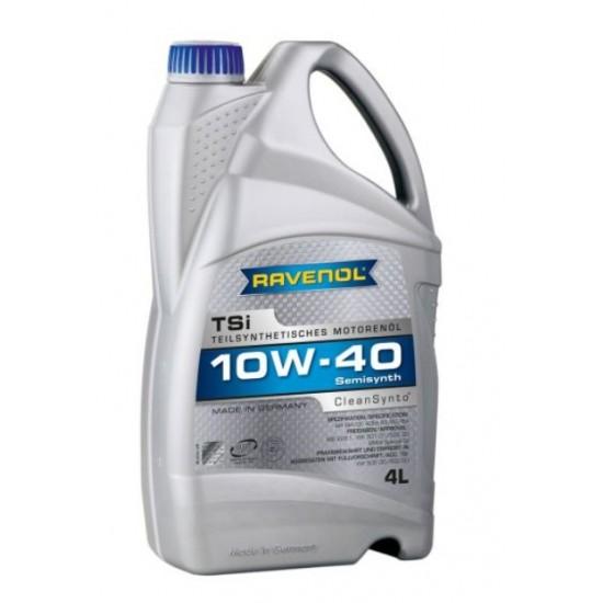 RAVENOL TSI 10W40 4L двигателно масло