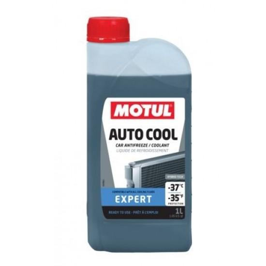 Антифриз Motul син 1L Auto Cool Expert -37C