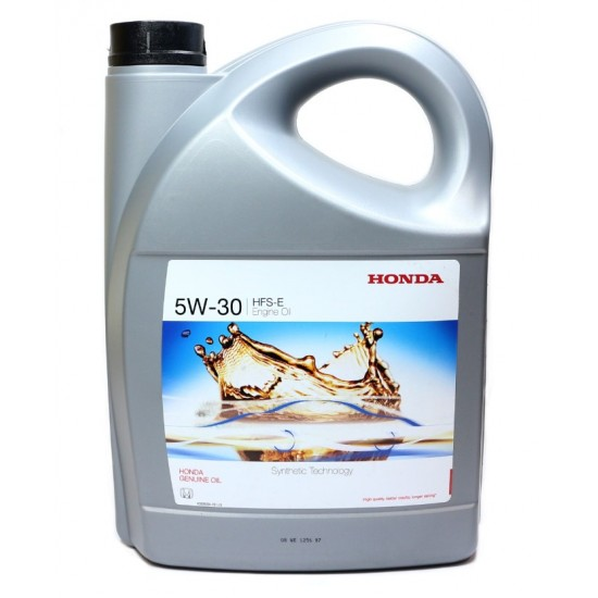 Honda 5W-30 4L 08232P99C4LHE двигателно масло