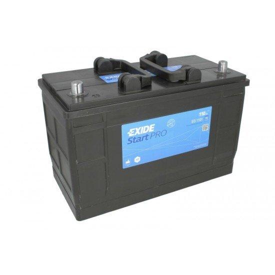 Акумулатор EXIDE EG1102 110Ah 750A