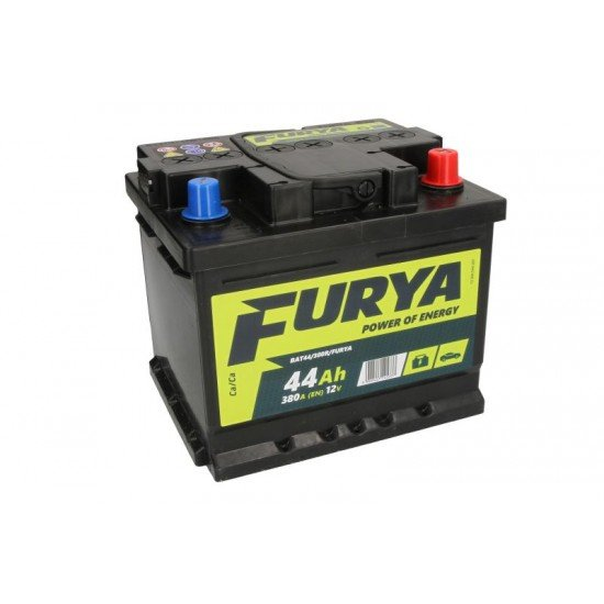 Акумулатор FURYA BAT44 44Ah 380A