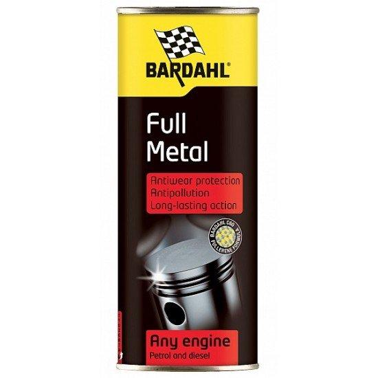 Bardahl Въстановява метала в двигателя FULL METAL