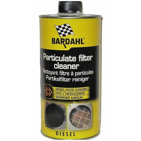 Bardahl Почистване на филтър за твърди частици Particulate filter cleaner
