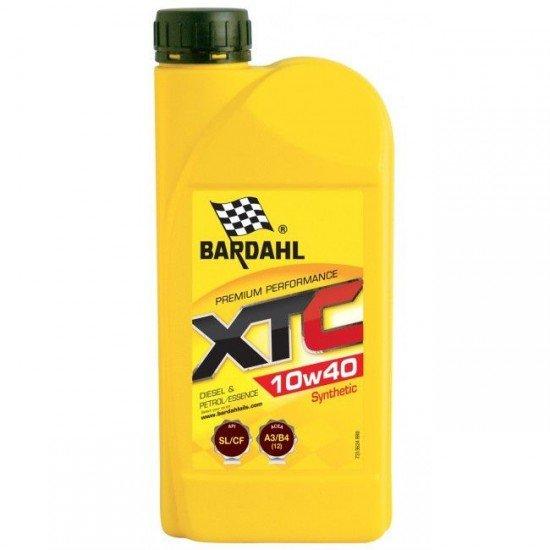 Bardahl XTC 10W40 1L
