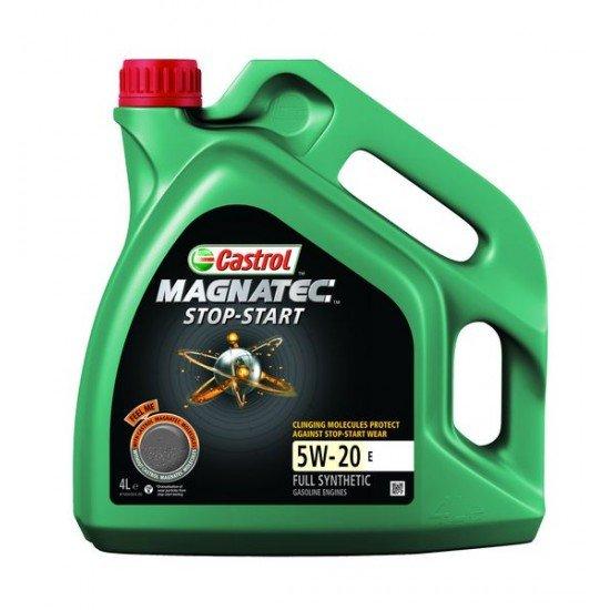 Двигателно масло CASTROL MAGNATEC 5W20 E SS 4L