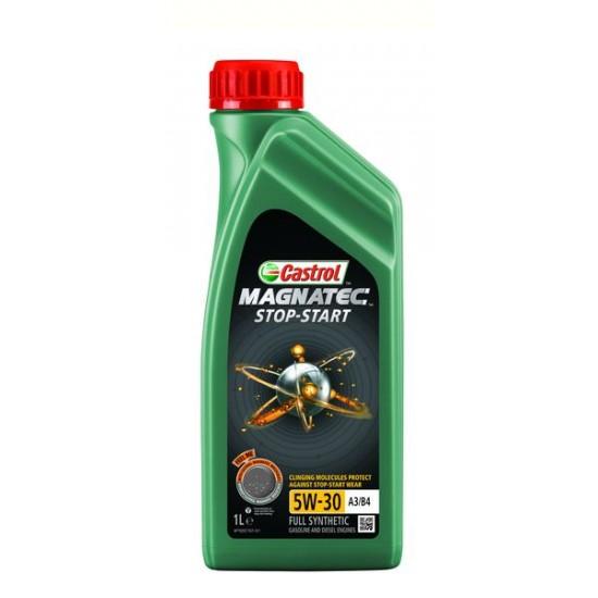 Двигателно масло CASTROL MAGNATEC 5W30 STOP-START A3-B4 SS 1L