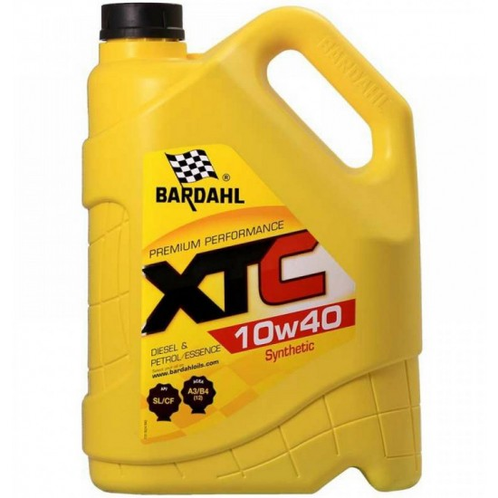 Bardahl XTC 10W40 4L